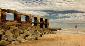 Rye beach.