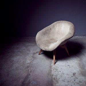 An armchair.