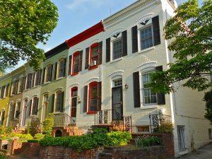 Housing Washington DC.