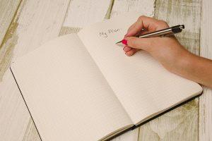 Hand Notebook Plan